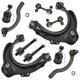 1ASFK04118-2003-05 Honda Accord Steering & Suspension Kit