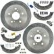 1ABDS00332-Toyota Camry Solara Brake Kit