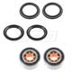 1ASHS00995-Nissan 200SX NX Sentra Wheel Bearing & Seal Kit Pair