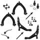 1ASFK04140-1997-01 Honda CR-V Steering & Suspension Kit