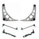 1ASFK04142-BMW Steering & Suspension Kit