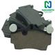 1ABPS02283-Brake Pads  Nakamoto CD978