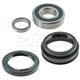 1ASHS00999-Toyota Wheel Bearing & Hub Kit