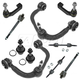 1ASFK04165-Ford F150 Truck Steering & Suspension Kit