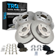 1ABFS02736-Toyota Solara Brake Kit  Nakamoto CD707  CD828  31050  42431-33060