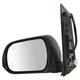 1AMRE03415-2011-12 Toyota Sienna Mirror