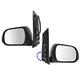 1AMRP01785-2011-12 Toyota Sienna Mirror Pair