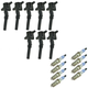 1AERK00332-Ignition Coil & Spark Plug Kit