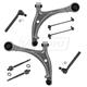 1ASFK03974-Honda Odyssey Steering & Suspension Kit