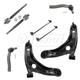 1ASFK04226-2007-08 Toyota Yaris Steering & Suspension Kit