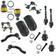 1ASFK04238-2005-12 Nissan Pathfinder Steering & Suspension Kit