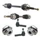 1ASFK04246-Ford Taurus Mercury Sable Steering & Suspension Kit