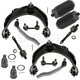 1ASFK04257-1998-02 Honda Accord Steering & Suspension Kit