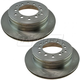 1ASHS00499-Lexus Wheel Bearing & Hub Assembly Rear Pair  TRQ BHA53594