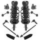 1ASFK04270-Volkswagen Beetle Golf Jetta Steering & Suspension Kit
