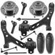 1ASFK04276-Ford Mustang Steering & Suspension Kit