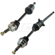 1AACS00164-Nissan Altima Maxima CV Axle Shaft Pair