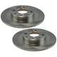 1ABFS02766-Brake Rotor Pair