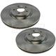 1ABFS02767-Brake Rotor Pair