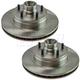 1ABFS02771-Brake Rotor Pair