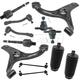 1ASFK04283-2006-11 Hyundai Accent Steering & Suspension Kit