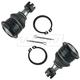 1ASFK04296-2000-06 Nissan Sentra Ball Joint Pair