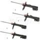 KYSSP00199-2007-09 Toyota Camry Strut Assembly  KYB Excel-G 339024  339023  339044  339043