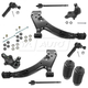1ASFK04339-Toyota Paseo Tercel Steering & Suspension Kit