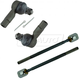 1ASFK04349-Geo Metro Suzuki Swift Tie Rod
