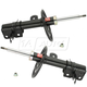 KYSSP00228-Nissan Altima Strut Assembly Pair  KYB Excel-G 339147  339146