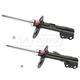 KYSSP00225-Lexus ES350 Toyota Camry Strut Assembly Pair  KYB Excel-G 339024  339023
