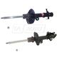 KYSSP00230-Acura RDX Honda CR-V Strut Assembly Pair  KYB Excel-G 339262  339261