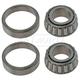 1ASHS01009-Wheel Bearing Pair