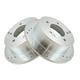 1APBR00321-Brake Rotor Rear Pair  Nakamoto 31339-DSZ