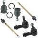1ASFK04381-2000-05 Hyundai Accent Steering & Suspension Kit