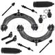 1ASFK04401-Dodge Steering & Suspension Kit