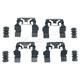 1ABRX00062-Ford Caliper Hardware Kit