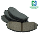 1ABPS02316-2013-16 Ford Brake Pads
