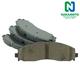 1ABPS02317-2013-16 Ford Brake Pads  Nakamoto CD1691
