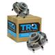 1ASHS01019-Hyundai Entourage Kia Sedona Wheel Bearing & Hub Assembly Pair  TRQ BHA53811