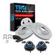 1ABMS00060-Brake & Wheel Bearing Kit Front