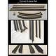 1AWSS00047-1970-72 Chevy Chevelle Window Sweep