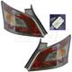 1ALTP01025-2012-14 Nissan Maxima Tail Light Pair