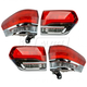 1ALTP01024-2014-17 Jeep Grand Cherokee Tail Light
