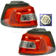 1ALTP01030-2014-17 Jeep Cherokee Tail Light Pair