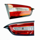 1ALTP01031-2014-16 Jeep Cherokee Tail Light Pair