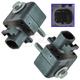 1ABMK00227-2009 Impact Airbag Sensor Pair  Dorman 590-222