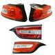 1ALTP01032-2014-16 Jeep Cherokee Tail Light