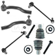 1ASFK04440-Nissan Versa Steering & Suspension Kit