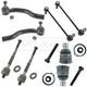 1ASFK04441-Nissan Versa Steering & Suspension Kit